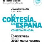 La cortesía de España, de Lope de Vega