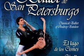 EL LAGO DE LOS CISNES  & GISELLE– Ballet de San Petersburgo