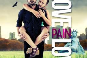 LOVE PAIN LOVE, Ángel Martín y Ricardo Castella en el Teatro Infanta Isabel
