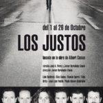 LOS JUSTOS, de Albert Camus en Las Naves del Español