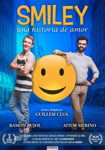 SMILEY de Guillem Clua en el Teatro Lara