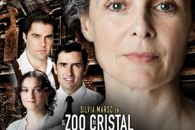 Regresa EL ZOO DE CRISTAL al Teatro Bellas Artes
