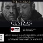 Cenizas…., Teatro Kamikaze
