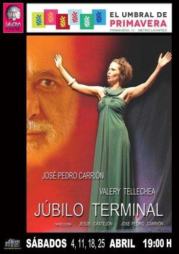 JÚBILO TERMINAL, en el UMBRAL DE LA PRIMAVERA