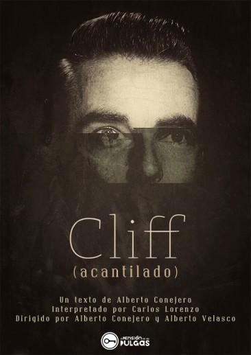 CLIFF de Alberto Conejero en NAVE 73 (septiembre)