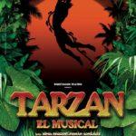 TARZÁN el musical en el Teatro Nuevo Alcalá