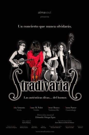 STRADIVARIAS en el Gran Teatro Ruedo Las Ventas