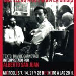 CONFESIÓN DE UN EX PRESIDENTE con Alberto San Juan