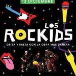 LOS ROCKIDS Teatro Nuevo Apolo