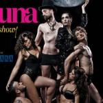 LUNA the show, Teatro alfil