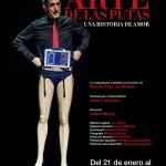 ARTE DE LAS PUTAS en el Teatro Fernán Gómez
