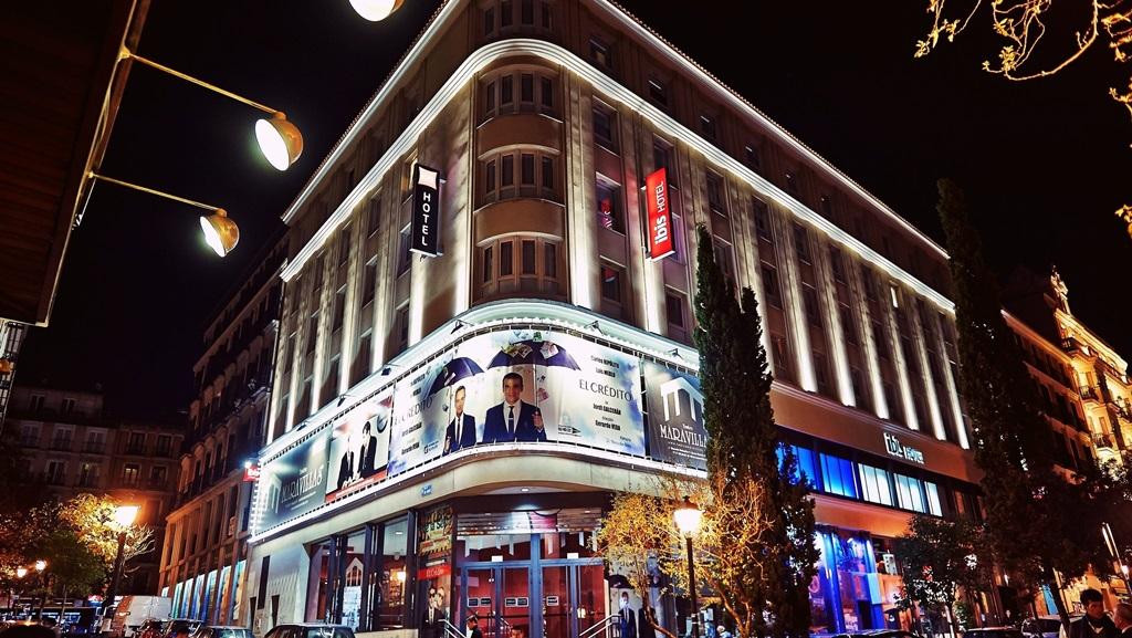 Teatro maravillas madrid es teatro for Sala maravillas