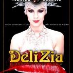 DELIZIA LUXURY DINNER-SHOW en el Bucca Madrid