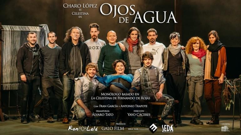 OJOS DE AGUA en el Teatro Español