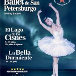 EL LAGO DE LOS CISNES – Ballet de San Petersburgo