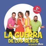 LA GUERRA DE LOS SEXOS en el Teatro Quevedo