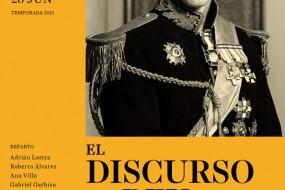 EL DISCURSO DEL REY en el Teatro Español