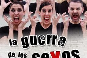 LA GUERRA DE LOS SEXOS en el Teatro Azarte