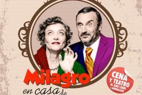 MILAGRO EN CASA DE LOS LÓPEZ, de Miguel Mihura en el Teatro Galileo