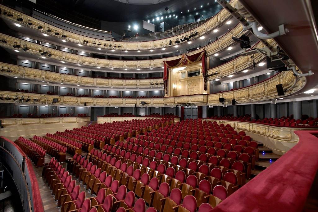 Una velada especial clausura la temporada 2014 2015 del - Lucio silla teatro real ...