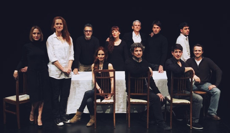 TRES HERMANAS de Chéjov en los Teatros del Canal