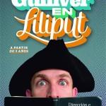 Gulliver en Liliput en el Teatro Galileo