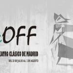 III Festival Experimental de Teatro Clásico de Madrid