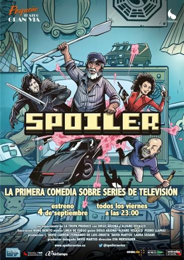 SPOILER, Pequeño Teatro Gran Vía