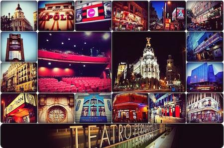 Madrid.Teatros
