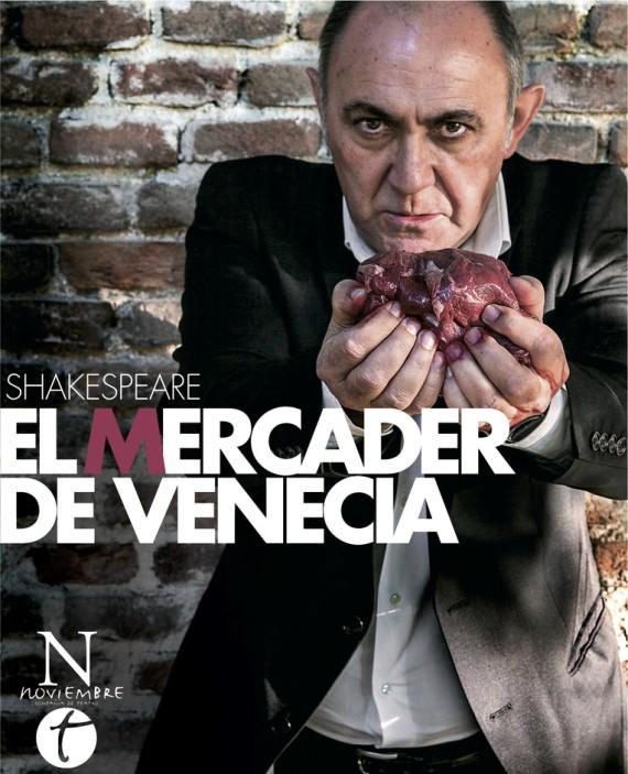 El mercader de venecia de william shakespeare madrid es for El mercader de venecia