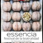 Iª EDICIÓN ESSENCIA – Festival de la Teatralidad en la Cuarta Pared