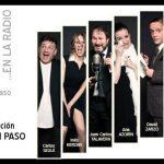 Usted tiene ojos de mujer fatal… en la radio en el Teatro Fernán Gómez