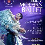 El lago de los cisnes y El cascanueces – Kiev Modern Ballet