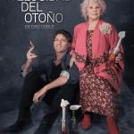 LA VELOCIDAD DEL OTOÑO en el Teatro Bellas Artes