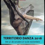 TERRITORIO DANZA 2016 en la Sala Cuarta Pared