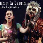 LA BELLA Y LA BESTIA (un musical mágico) en el Teatro Sanpol