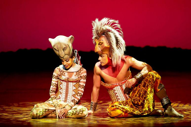 Resultat d'imatges de obra de teatro rey leon