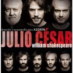 JULIO CESAR, de William Shakespeare llega al Teatro Bellas Artes