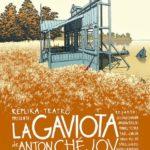 LA GAVIOTA de Anton Chéjov en el Réplika Teatro