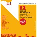 Suspiros de España, Maratón de música en Los Teatros del Canal