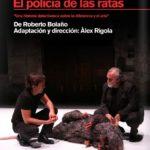 El policía de las ratas, en el Teatro de La Abadía
