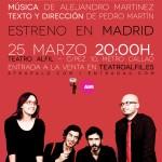 ORGULLO EL MUSICAL en el Teatro Alfil