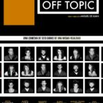 OFF TOPIC, en el Teatro del Arte