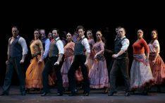 FUEGO Un ballet de Antonio GADES en el Teatro Real