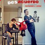 DE MUTUO DESACUERDO en el Teatro Bellas Artes