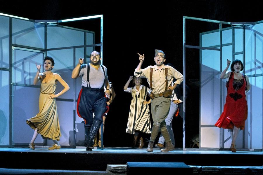 EL EUNUCO en el Teatro La Latina