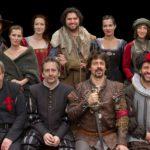 'DONDE NO HAY AGRAVIOS NO HAY CELOS'  en el Teatro Pavón