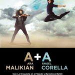 ÁNGEL CORELLA Y ARA MALIKIAN en Los Teatros del Canal