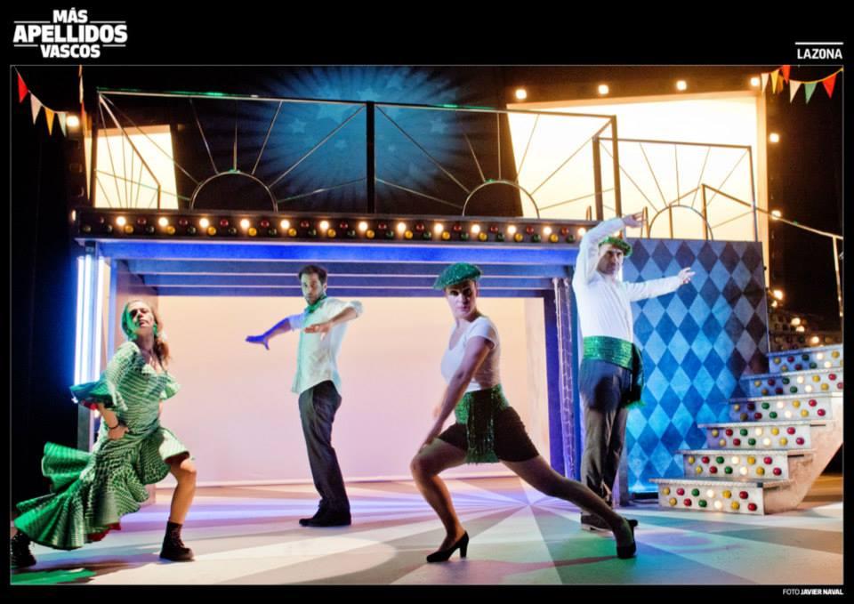 'Más apellidos vascos' en el Teatro Marquina