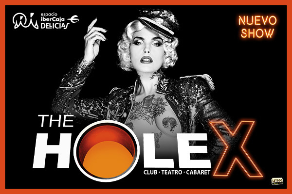 THE HOLE X, Espacio Ibercaja Delicias